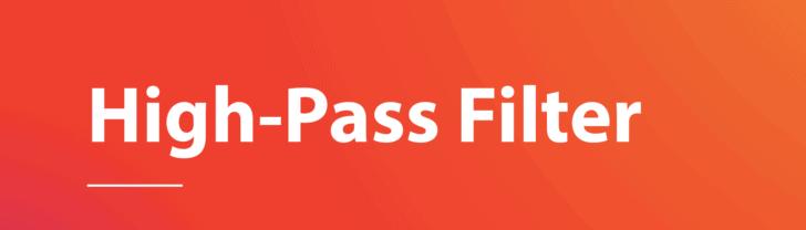 High-pass Filter