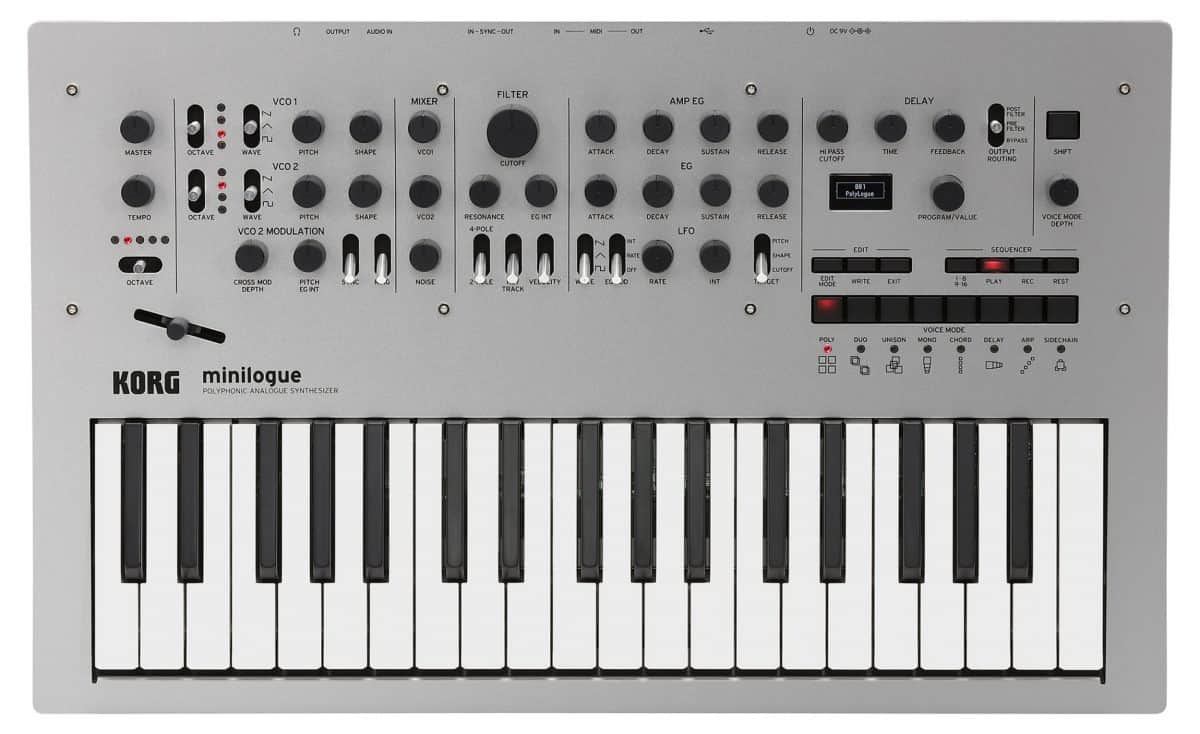 Updated 2019] Best Hardware Synthesizers for Beginners under